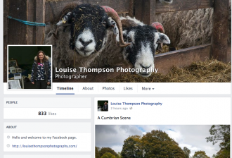 Like Louise On Facebook